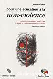 Pour une éducation à la non-violence. Activités pour éduquer les 8/12 ans à la paix et à la transformation des conflits