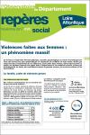 N°36 - Novembre 2017 - Violences faites aux femmes : un phénomène massif (Bulletin de Repères, N°36 [02/11/2017])