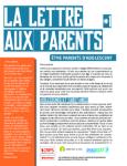 La Lettre aux Parents