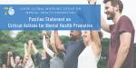 Mesures essentielles pour la promotion de la santé mentale