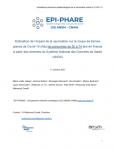 Estimation de l'impact de la vaccination sur le risque de formes graves de Covid-19 chez les personnes de 50 à 74 ans en France à partir des données du Système National des Données de Santé (SNDS)