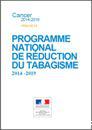 Programme national de réduction du tabagisme 2014-2019