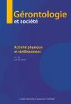 Vol. 39, N°156 - Juin 2018 - Activité physique et vieillissement (Bulletin de Gérontologie et Société, Vol. 39, N°156 [01/06/2018])
