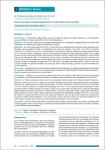 N°42 - 11 décembre 2018 - Le tétanos en France entre 2012 et 2017 (Bulletin de Bulletin épidémiologique hebdomadaire, N°42 [11/12/2018])