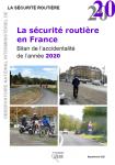 La sécurité routière en France. Bilan de l'accidentalité de l'année 2020
