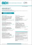 N°14-15 - Mai 2018 - Journée mondiale sans tabac (Bulletin de Bulletin épidémiologique hebdomadaire, N°14-15 [28/05/2018])