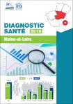 Diagnostics santé 2019. Départements