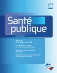 Vol. 30, N°4 - Juillet-août 2018 (Bulletin de Santé Publique, Vol. 30, N°4 [05/11/2018])