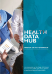 Health data hub. Mission de préfiguration