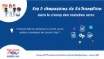 Les 5 dimensions de la transition dans les maladies rares. Comment aider les adolescent.e.s et les jeunes adultes à développer leur pouvoir d'agir ?