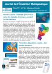Covid-19 : Parcours de soins des malades chroniques pendant la crise sanitaire - Journal de l'ETP Alliance de Gironde