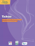 Tabac. Ouvrons le dialogue