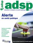 N°106 - Mars 2019 - Alerte en santé publique (Bulletin de Actualité et Dossier en Santé Publique, N°106 [01/03/2019])